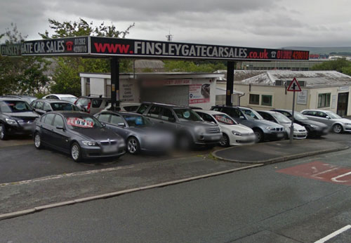 Used Car Sales in Burnley
